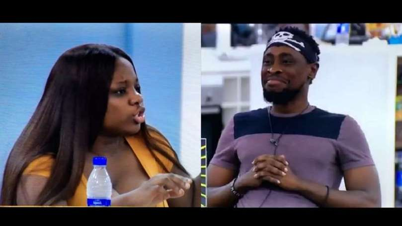 BBNaija: Trikytee calls Dorathy a loser over earning low point in task