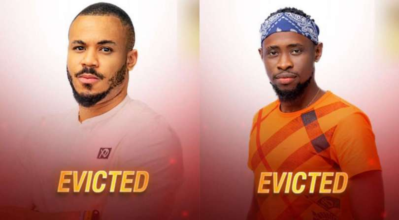 BBNaija: Trikytee, Ozo evicted from season 5 show