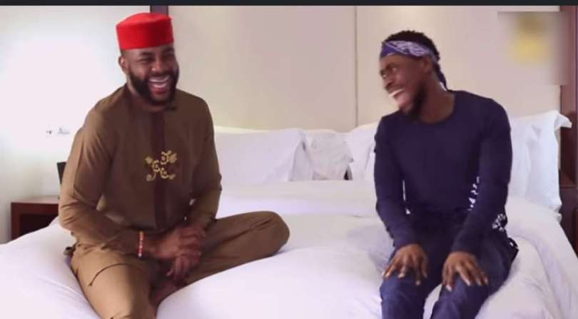 BBNaija: Trikytee tells Ebuka Housemates who are playing the best and worst game