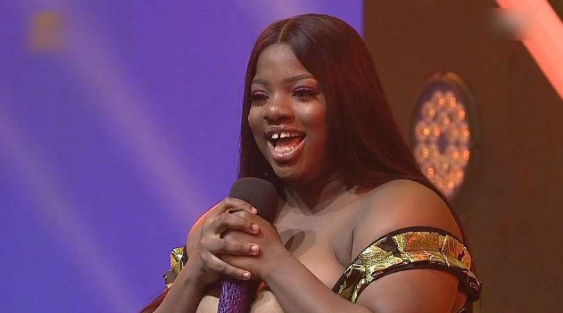 BBNaija: Dorathy becomes 1st runner up of season 5 show