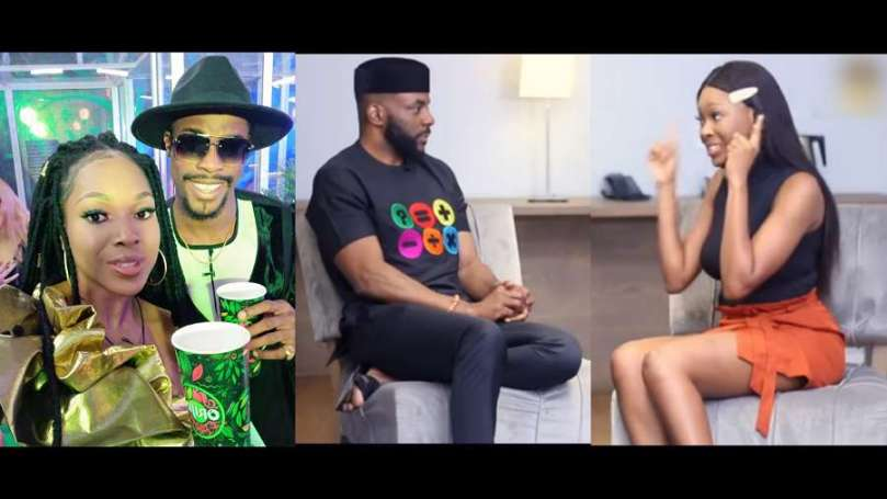 BBNaija: Why I chose to be with Neo more than other guys in the House – Vee tells Ebuka