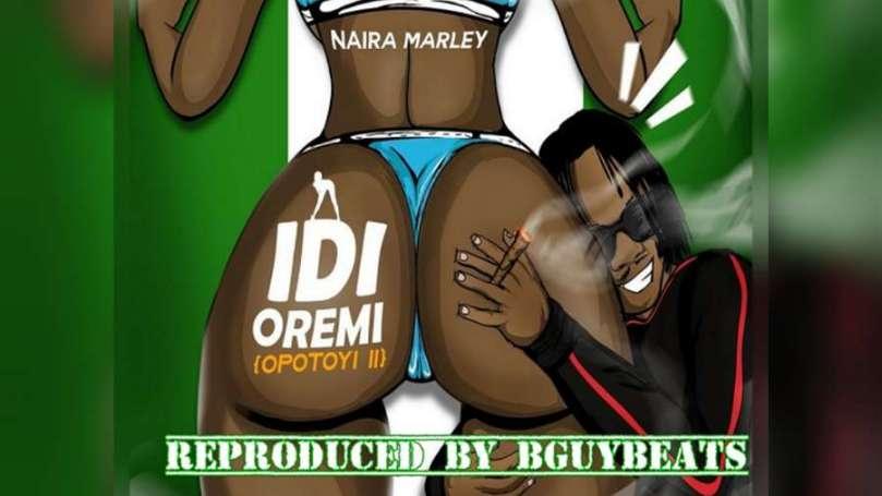Download Instrumental Naira Marley – Idi Oremi (Opotoyi 2) (Reprod by BguyBeats)