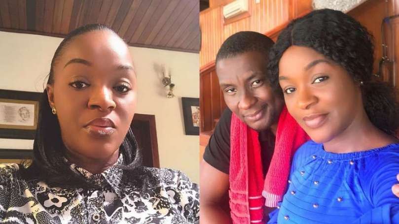 Actress Chacha Eke cries out as she ends her 7-year-old marriage (video)