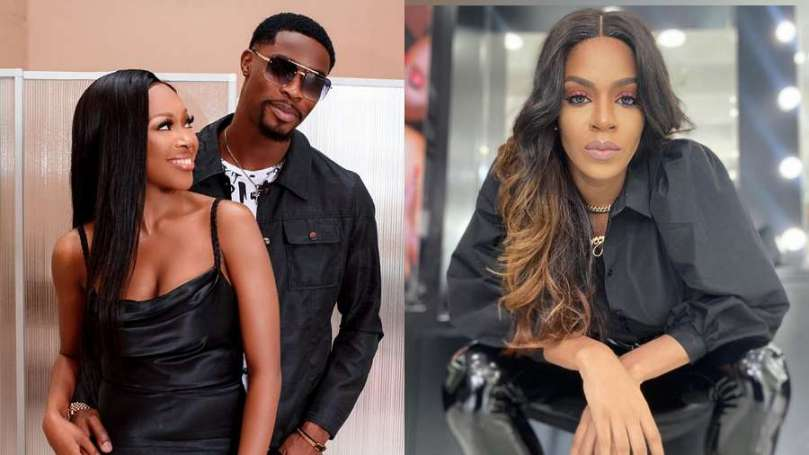 BBNaija's Venita rejects relationship between her cousin Neo and Vee, says 'God forbid' (video)