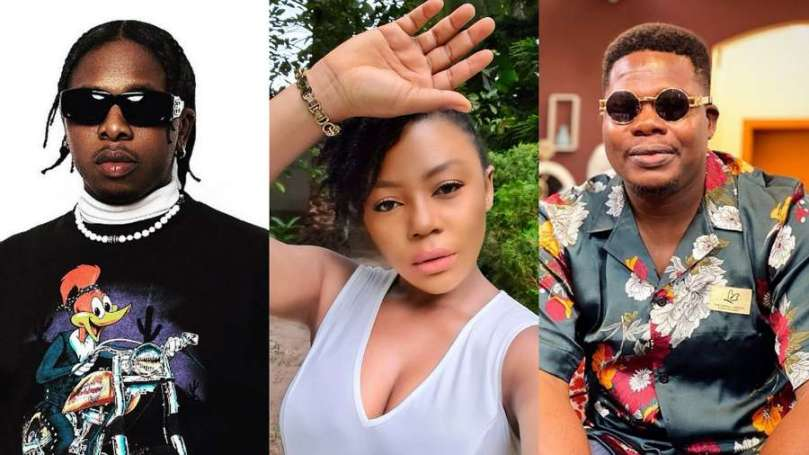 #EndSARS: Ifu Ennada, Runtown, Comedian Macaroni alert they're being threatened