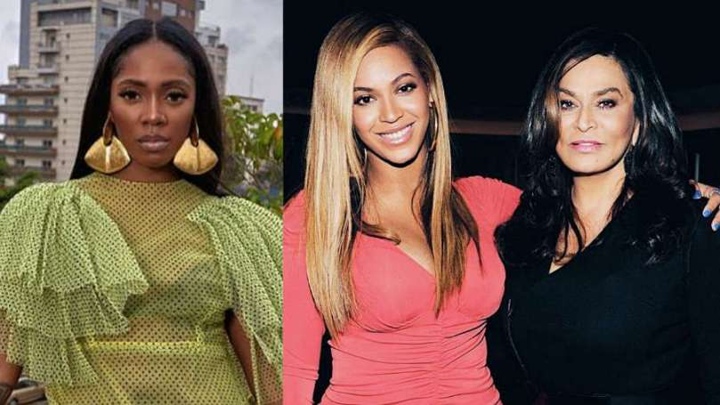 #EndSARS: Beyonce's mom, Tina slams singer Tiwa Savage for calling out her daughter over not lending voice