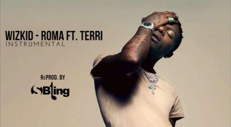 Download Instrumental Wizkid – Roma ft. Terri (Reprod. By S'Bling)