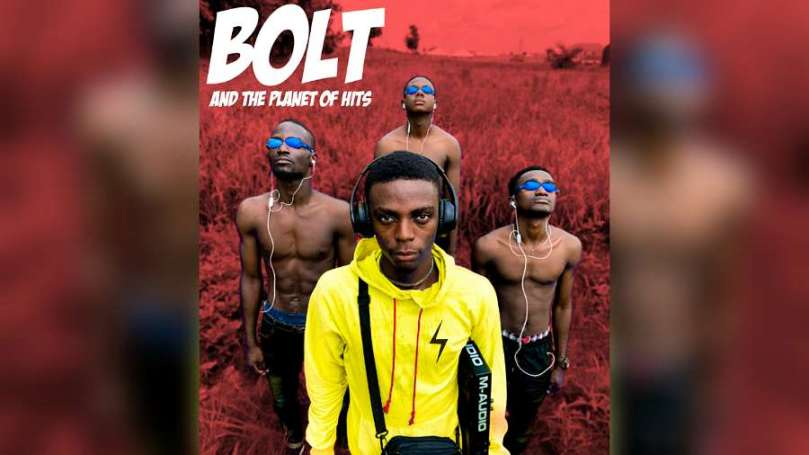 Download Freebeat EP: Bolt And The Planet Of Hits (Prod. By Hitsound)