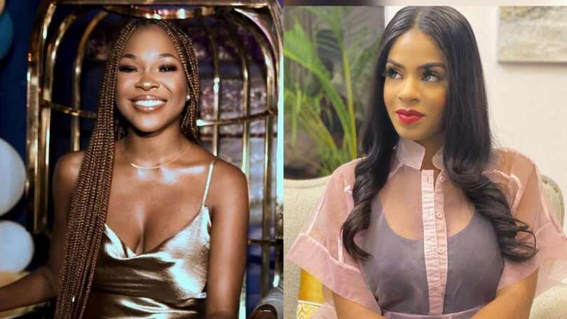 BBNaija star Vee shades Venita after she rejected her relationship with Neo (video)