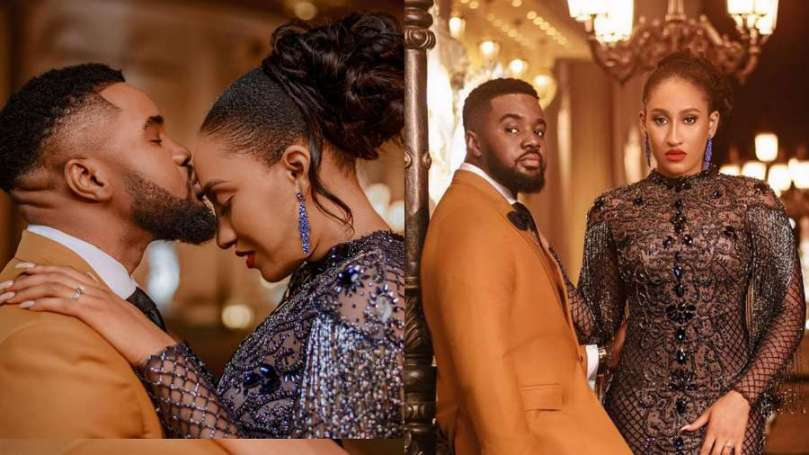 Actor Williams Uchemba's white wedding with fiancée holds November 21st