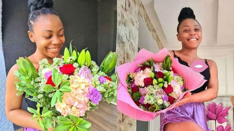 'Yoruba Demon' sends Ifu Ennada flowers after reading her sad love stories online
