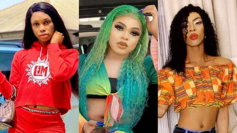 Bobrisky sends clear warning to upcoming cross-dressers, James Brown and Jay Boogie