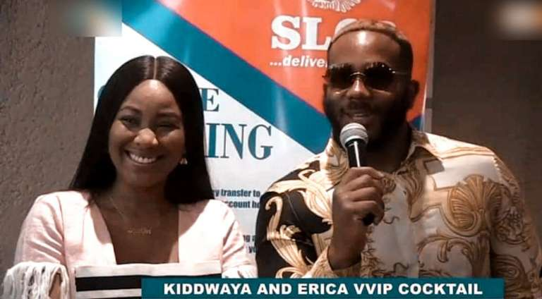 List of countries BBNaija's Kiddwaya and Erica trended in the last 24 hours