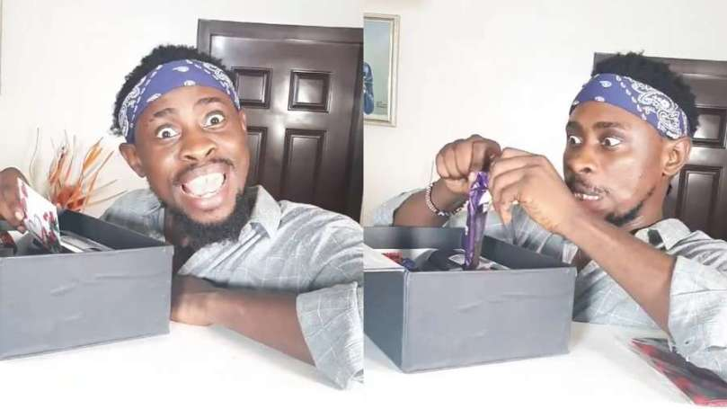 BBNaija Erica and Kiddwaya's fans surprise Trikytee with awesome gifts