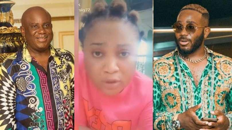 Lady reveals Kiddwaya's dad Terry Waya is the new Hushpuppi (video)