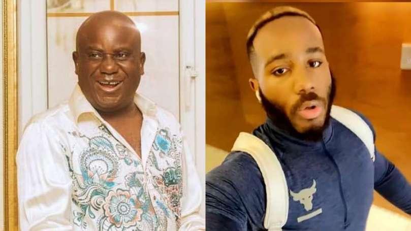 BBNaija's Kiddwaya tackles trolls labelling his dad Terry Waya the new Hushpuppi