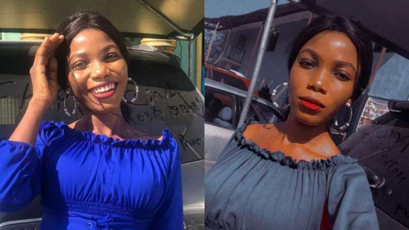 Lady laments after her boyfriend gave her just N20k from N2m betting he won