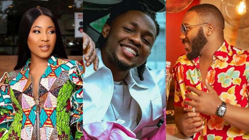BBNaija Erica's female fans leave Kiddwaya to crush on singer Omah Lay, here's why