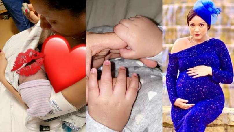 BBNaija's Gifty reveals when her 2nd child was born