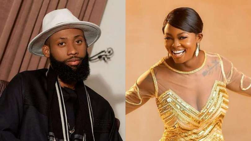 BBNaija's Ka3na replies Tochi after he denied knowing her