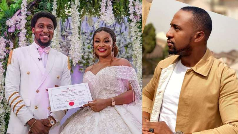 Reality Love star Kachi discloses reason he didn't attend DoubleChris wedding last year