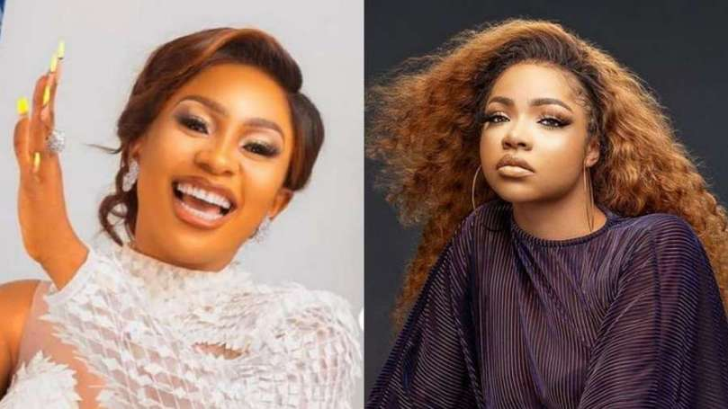 Fans dig up reason BBNaija's Mercy Eke didn't attend Nengi's birthday party