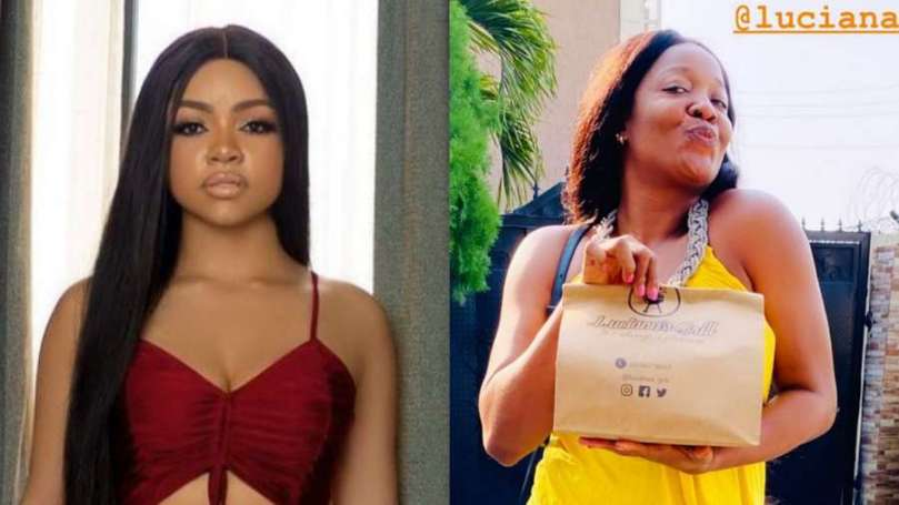 BBNaija's Nengi surprises Lucy with cash worth thousands of naira to support her grilling business
