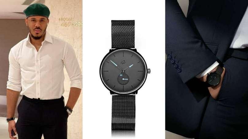 BBNaija's Ozo partners with premium fashion brand, 1403 Luxury