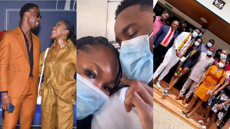 BBNaija stars Neo and Vee gush over real love from Ghanaian supporters