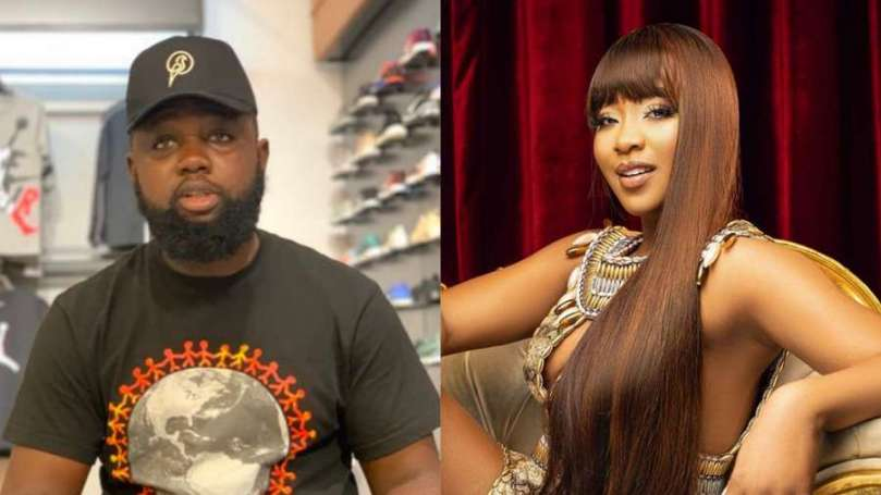 Music producer STG denies BBNaija Erica's claim she's voice behind his sound tag 'It's STG'