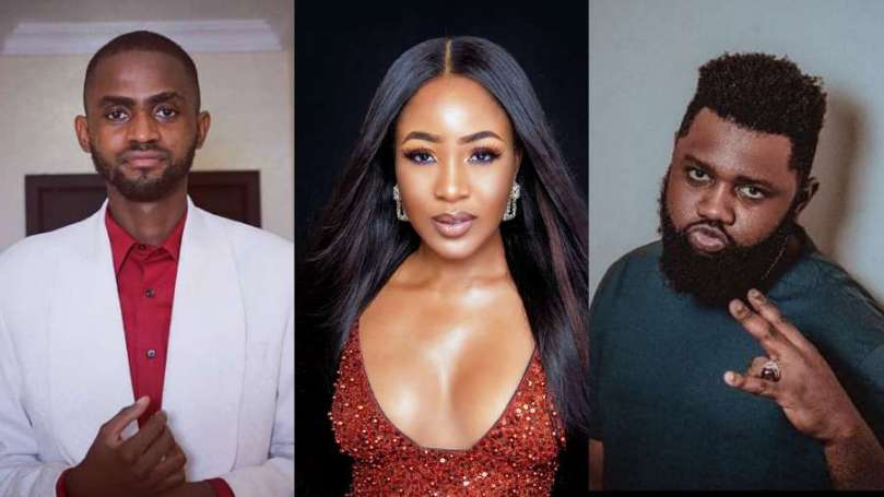 BBNaija Erica's manager Don Mike exposes producer STG following his denial over using Star Girl's voice tag