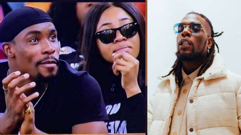 Burna Boy fails on his promise to BBNaija's Neo and Erica – No sight of them in 'Onyeka' music video