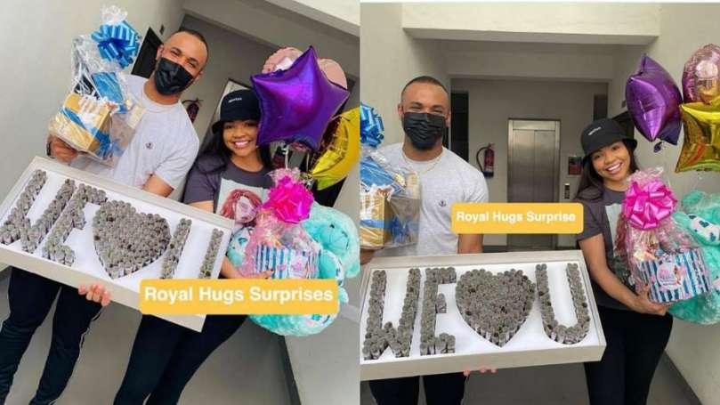 How BBNaija lovebirds Nengi and Ozo spent their Valentine