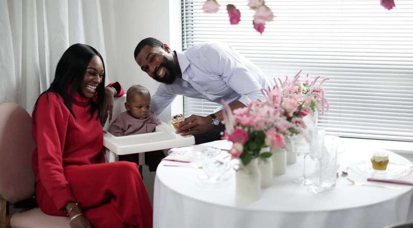 Have you missed a time with BBNaija's Mike, wife and their new born son? Here's the vlog