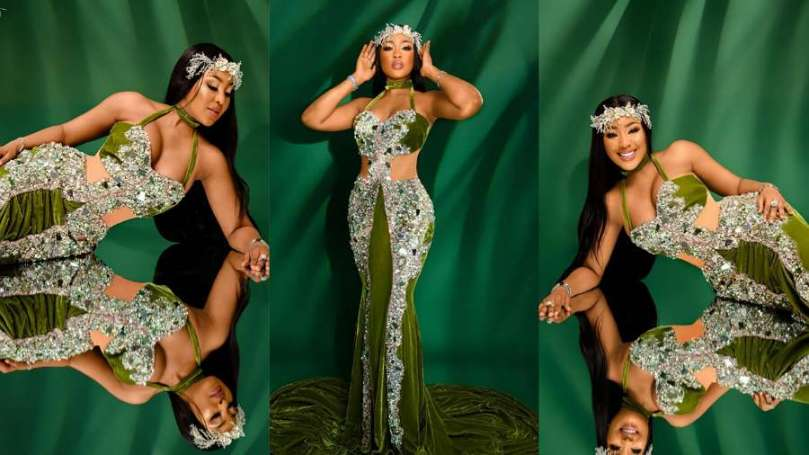 BBNaija's Erica takes world by storm with stunning photos to mark her 27th birthday