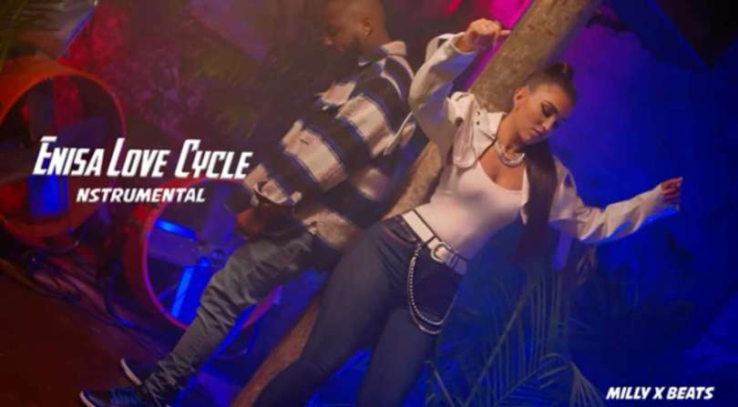 Download Instrumental Enisa – Love Cycle Remix ft. Davido (Reprod by Milly X Beats)
