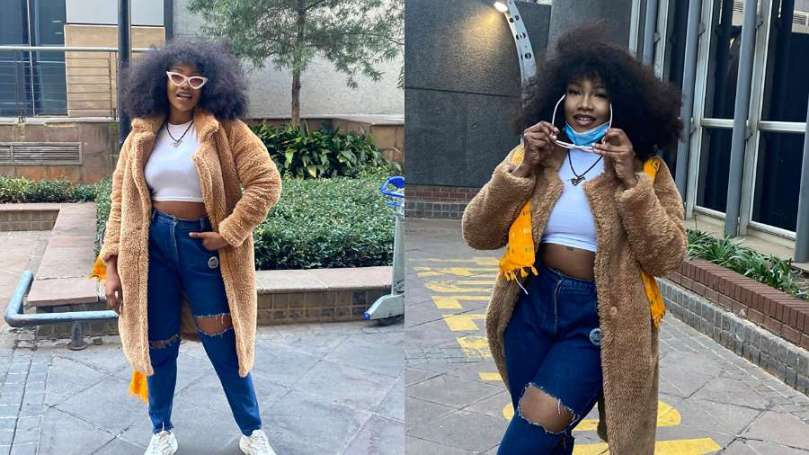 """If you see me in Nigeria, flog me"" – BBNaija's Tacha declares as she holidays in SA"
