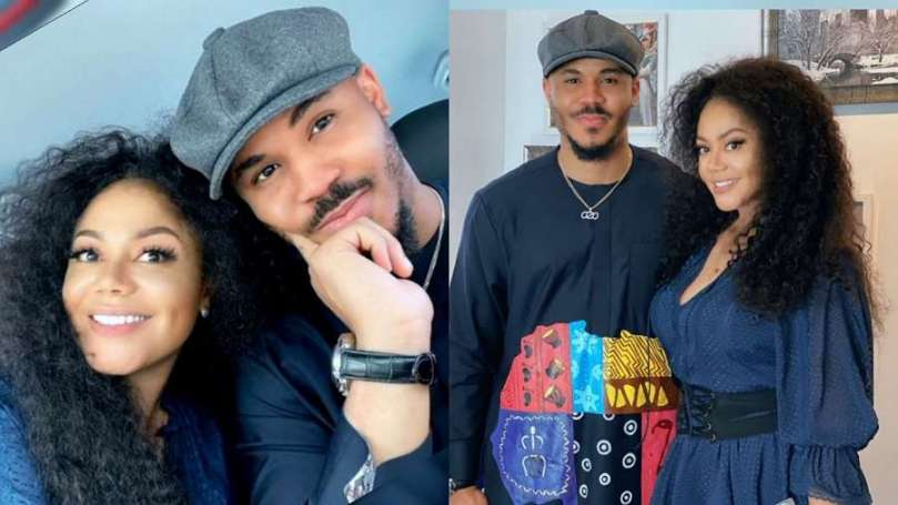 BBNaija's Ozo spotted with actress Nadia Buari as he appreciates her for supporting him