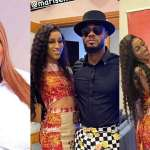 'My baby girl for life' – BBNaija's Prince tells model Maris as Dorathy's fans react to their close-up photo