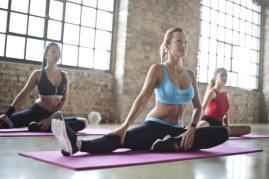 skupinová joga