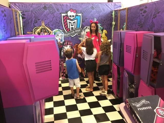 monster Hign Galleria