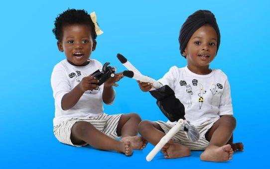 Moda sem gênero para Crianças, você conhece ?