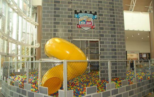 Feriado com diversão para crianças no Campinas Shopping