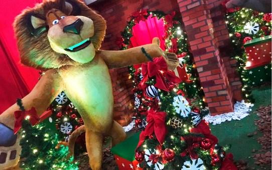 Chegada do Papai Noel ao Campinas Shopping acontece no próximo dia 15