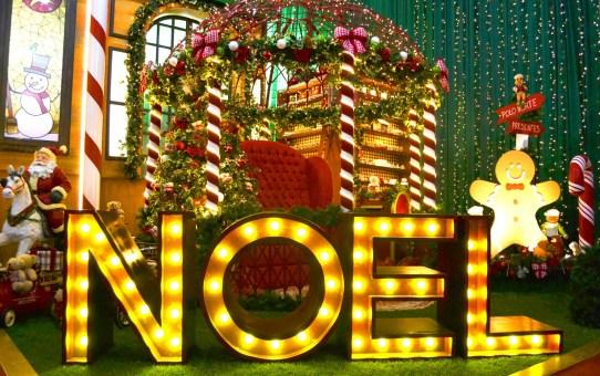 Noeland 'Terra do Papai Noel', acontece de 24 de novembro a 24 de dezembro no Parque da Expoflora em Holambra