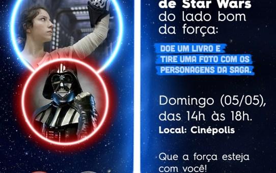Dia da Força Star Wars no Campinas Shopping