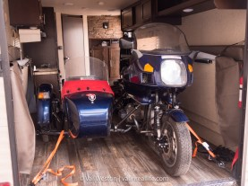 bmw ural sidecar rig - val in real life