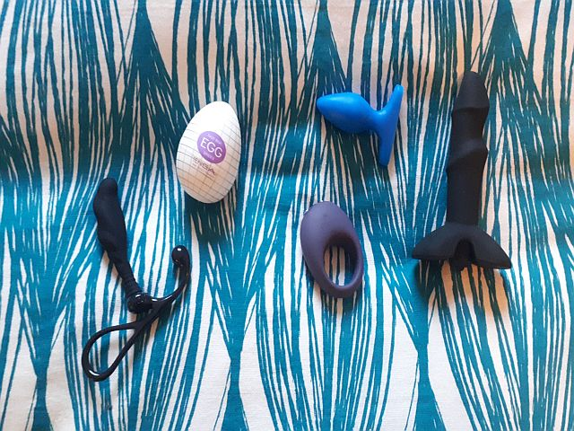 Sex toys maschili: perché usarli non è da sfigati
