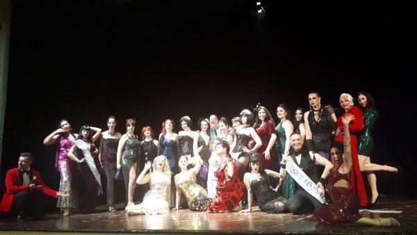 Esplosione di risate e sensualità al Ferrara Burlesque Festival