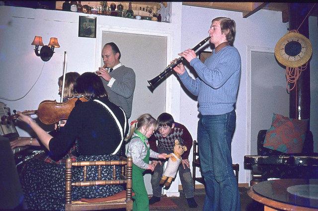 muziek maken in Valkenest